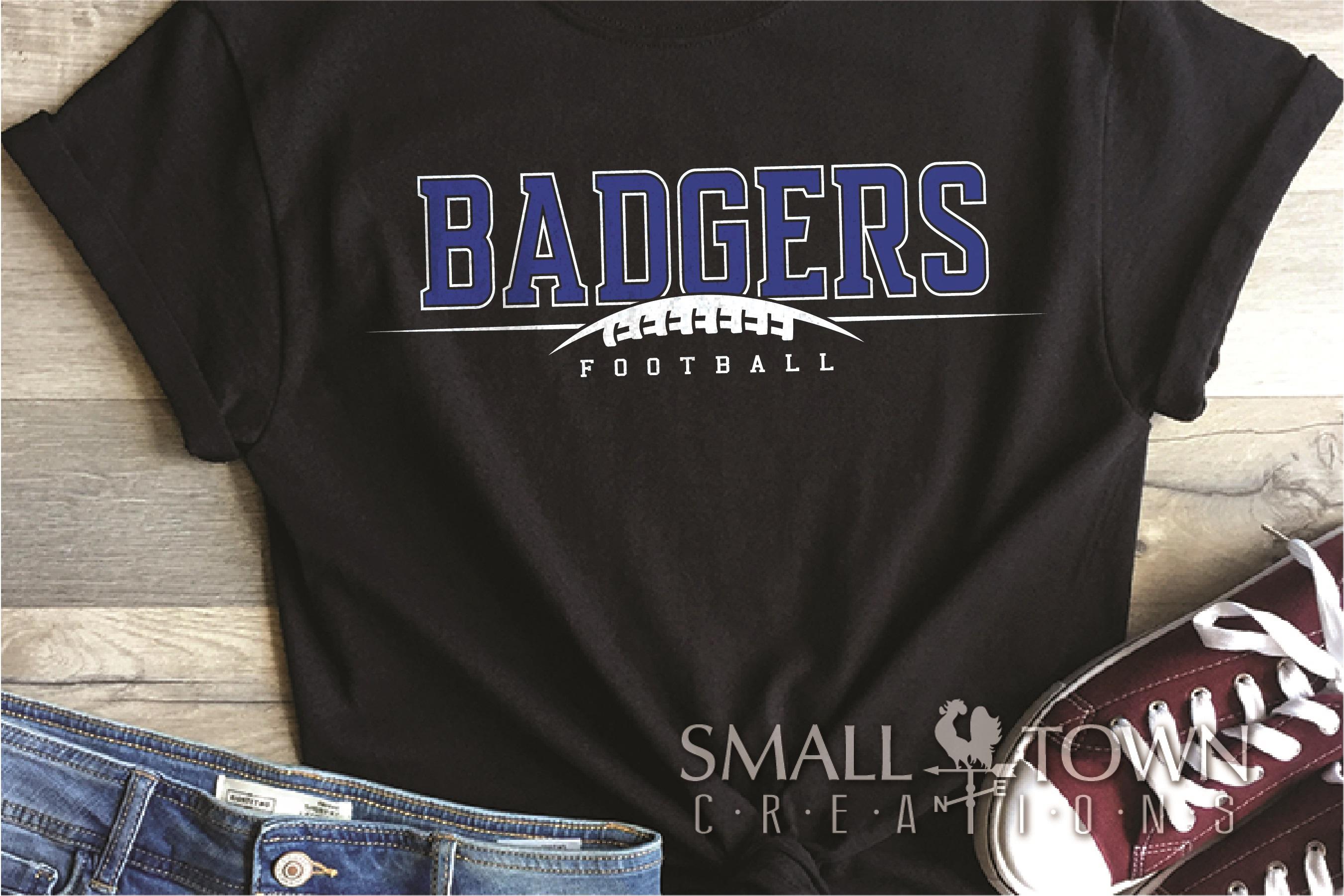 Badger Sport Bundle, Logo, Team Mascot, PRINT, CUT & DESIGN example image 4