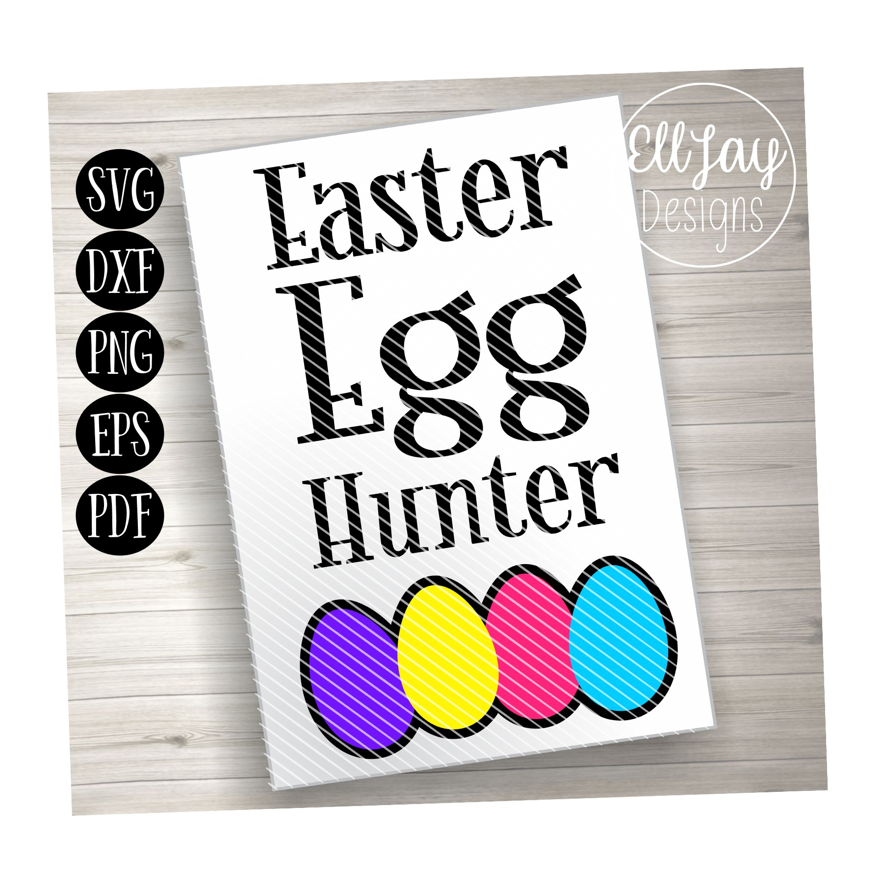 Easter Egg Hunter example image 2