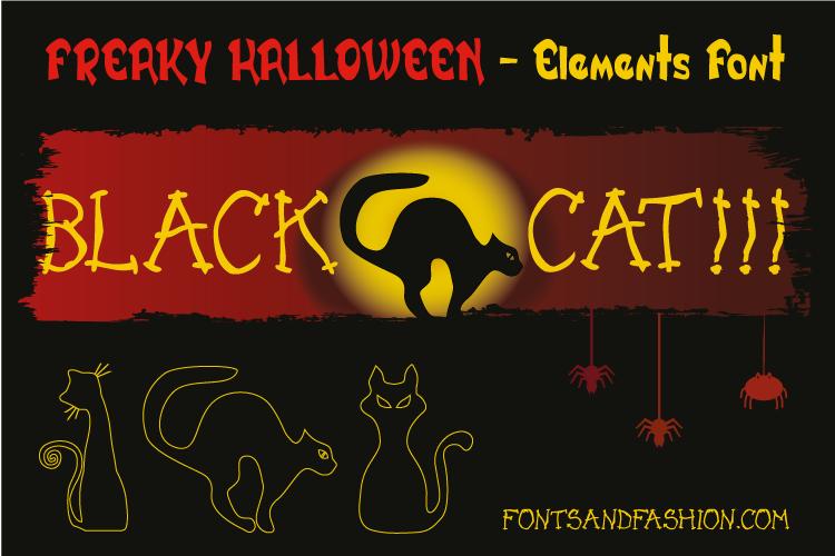 Freaky Halloween example image 3