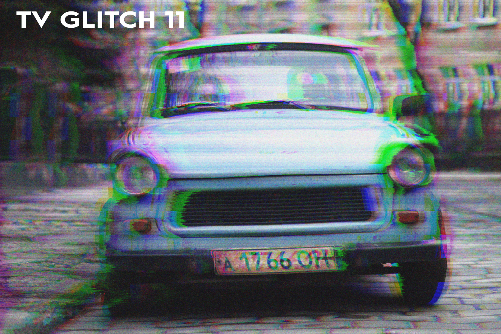 AL's Glitch TV Action Pack Vol. 1 example image 13