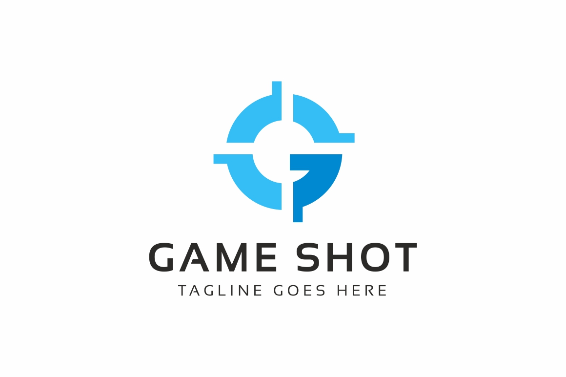 Game Shot Logo example image 2
