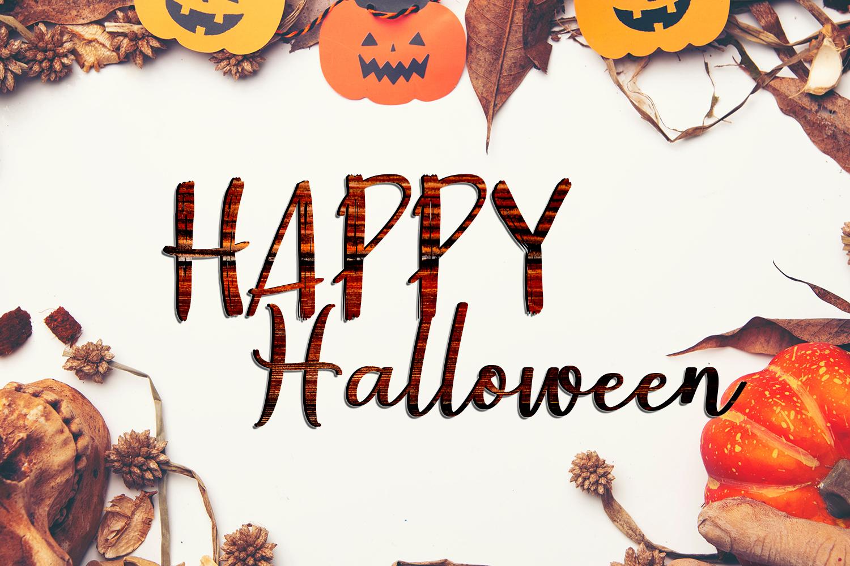 Halloween Sweet Font Duo example image 6