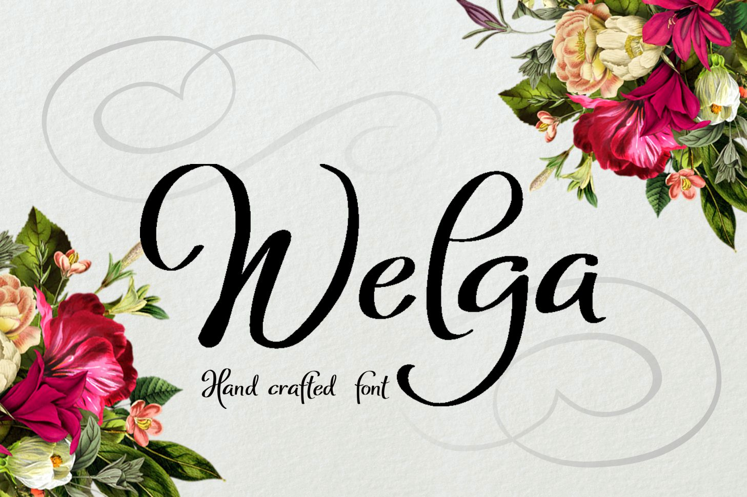 Welga Font example image 1