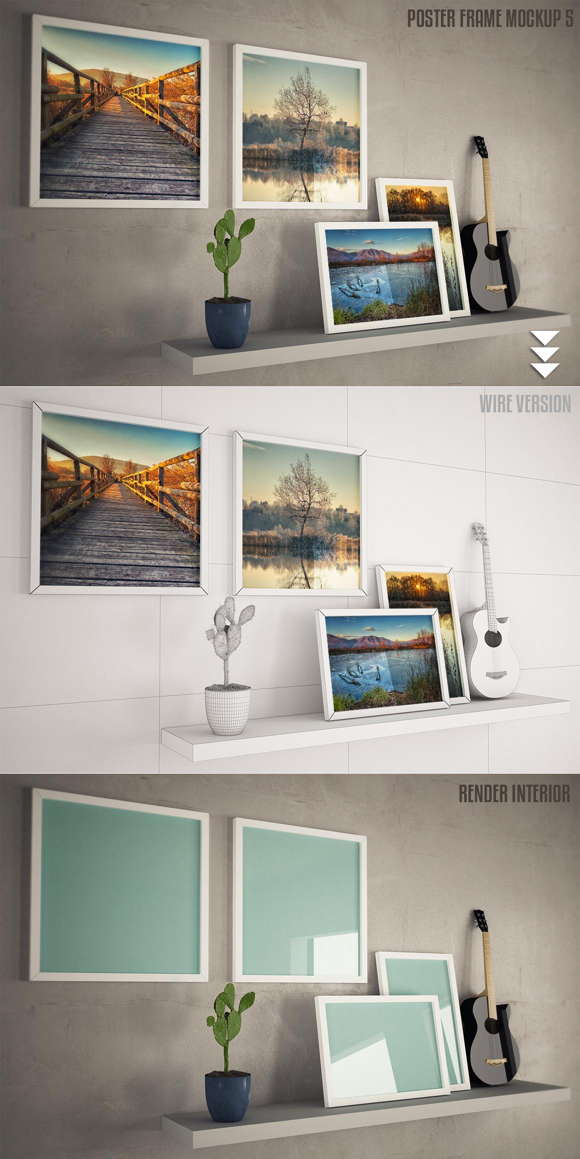 Interiors mock-up Vol. 2 example image 4
