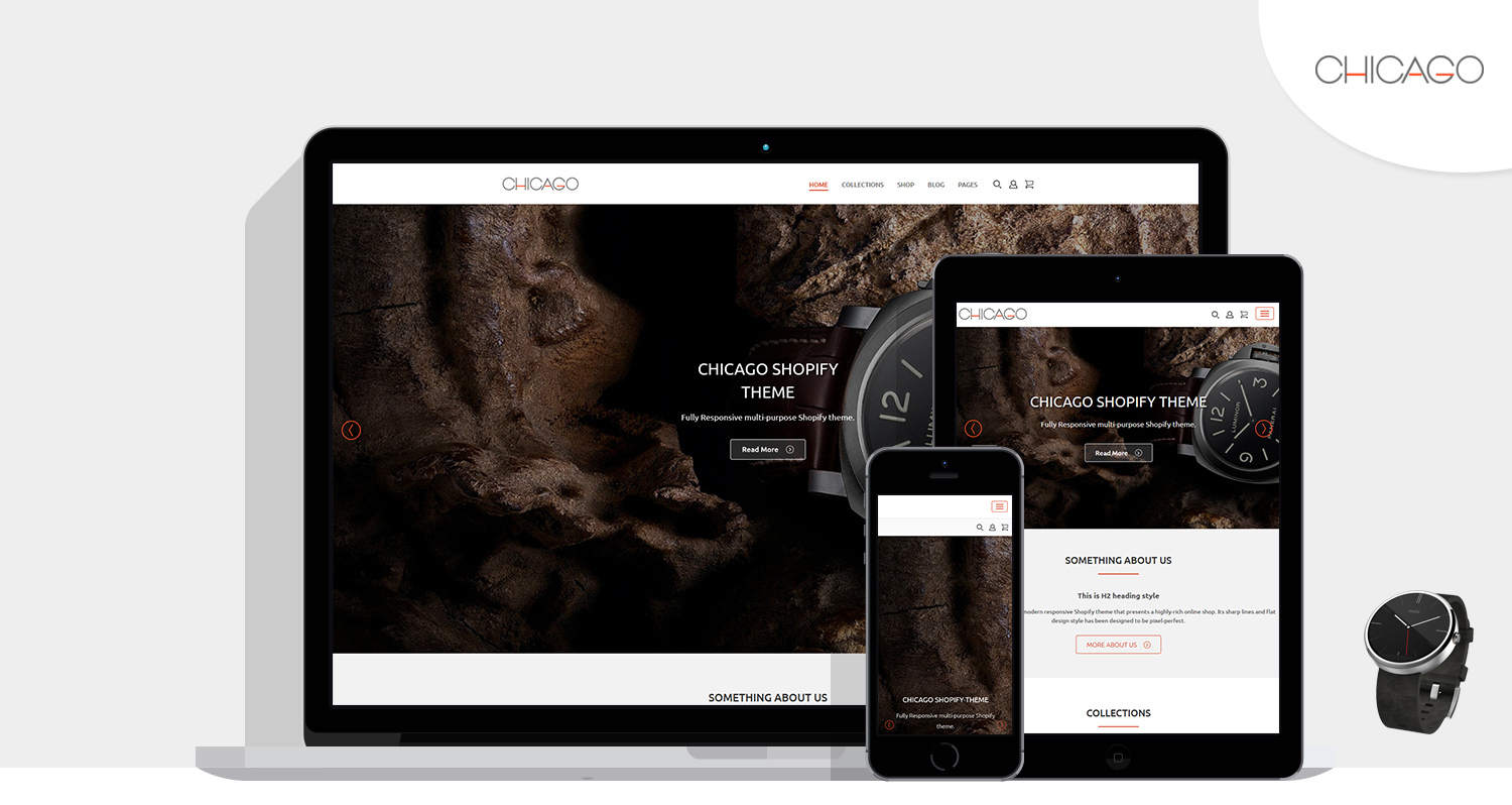 Chicago Shopify Theme example image 2