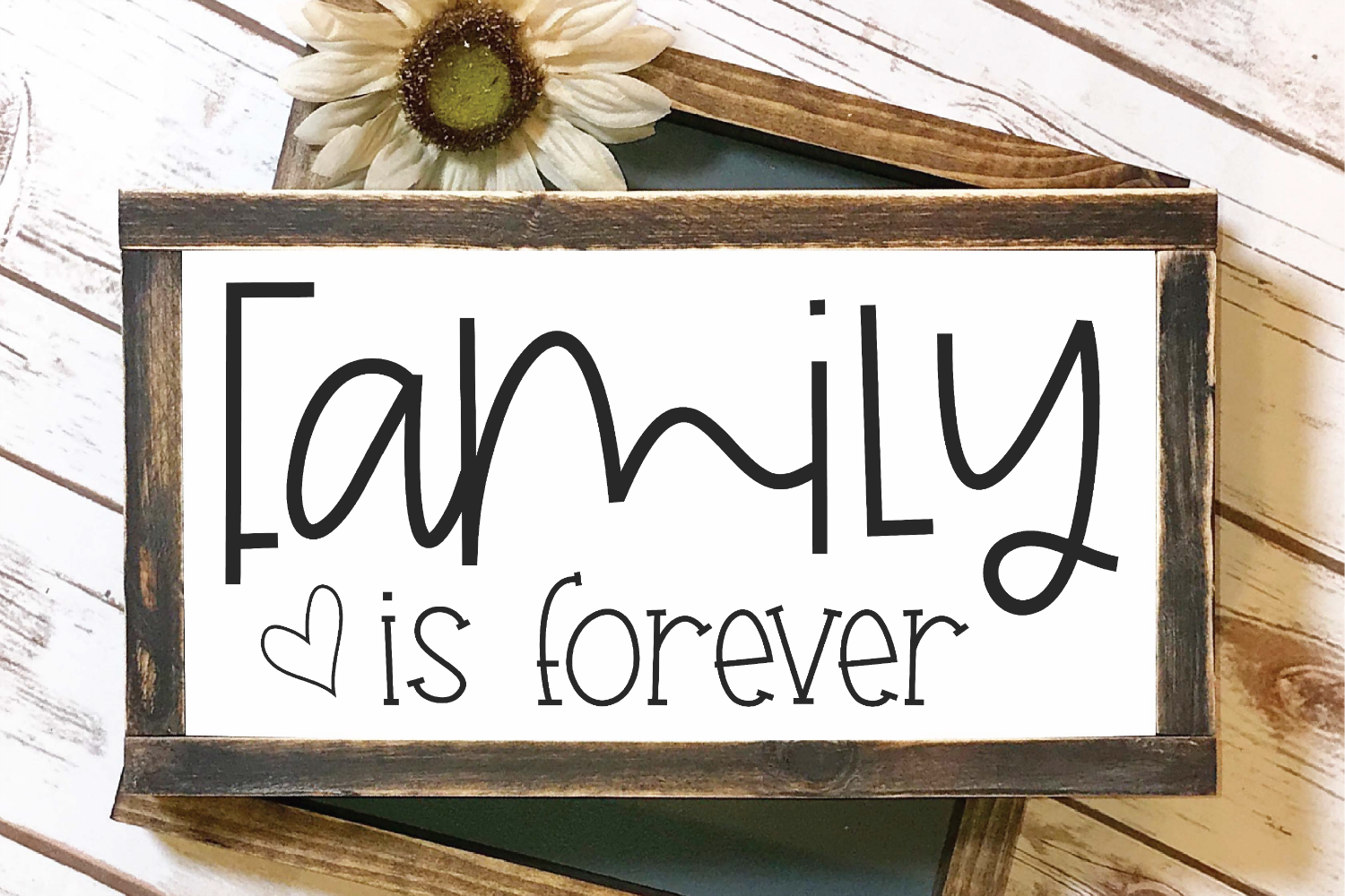 Family - Welcome - Home - Doormat - Sign Making Bundle SVG example image 6
