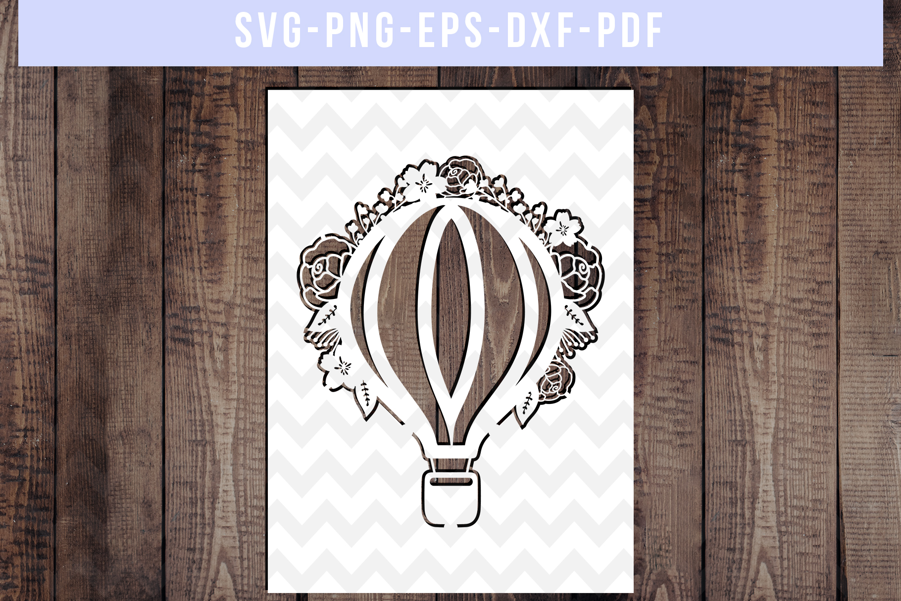 Bundle Of 9 Floral Wedding Papercut Templates, SVG, DXF. PDF example image 6