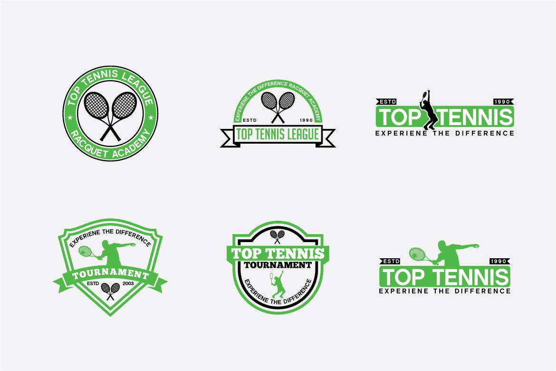 173 Sports Badges and Logo Bundle example image 21
