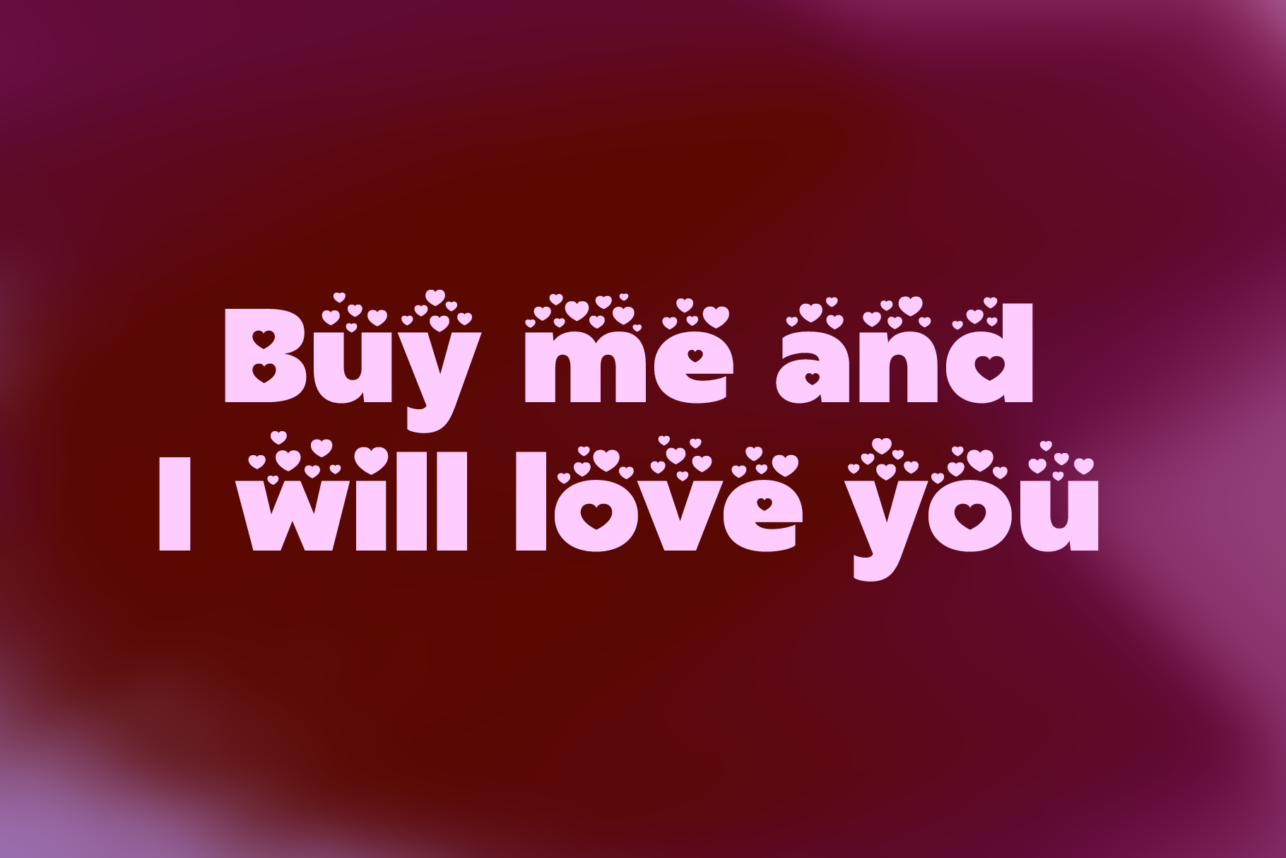 Lovebeat - Valentines Day Love Font example image 8
