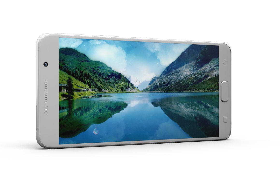 Samsung Galaxy Note 5 Mock-up example image 12