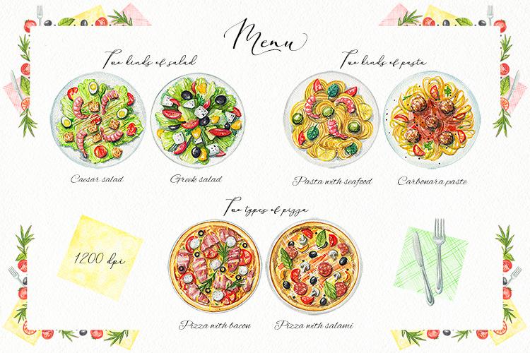 Bon appetit! example image 2