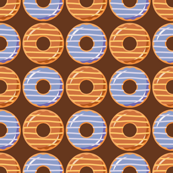 Collection Of Donuts example image 11