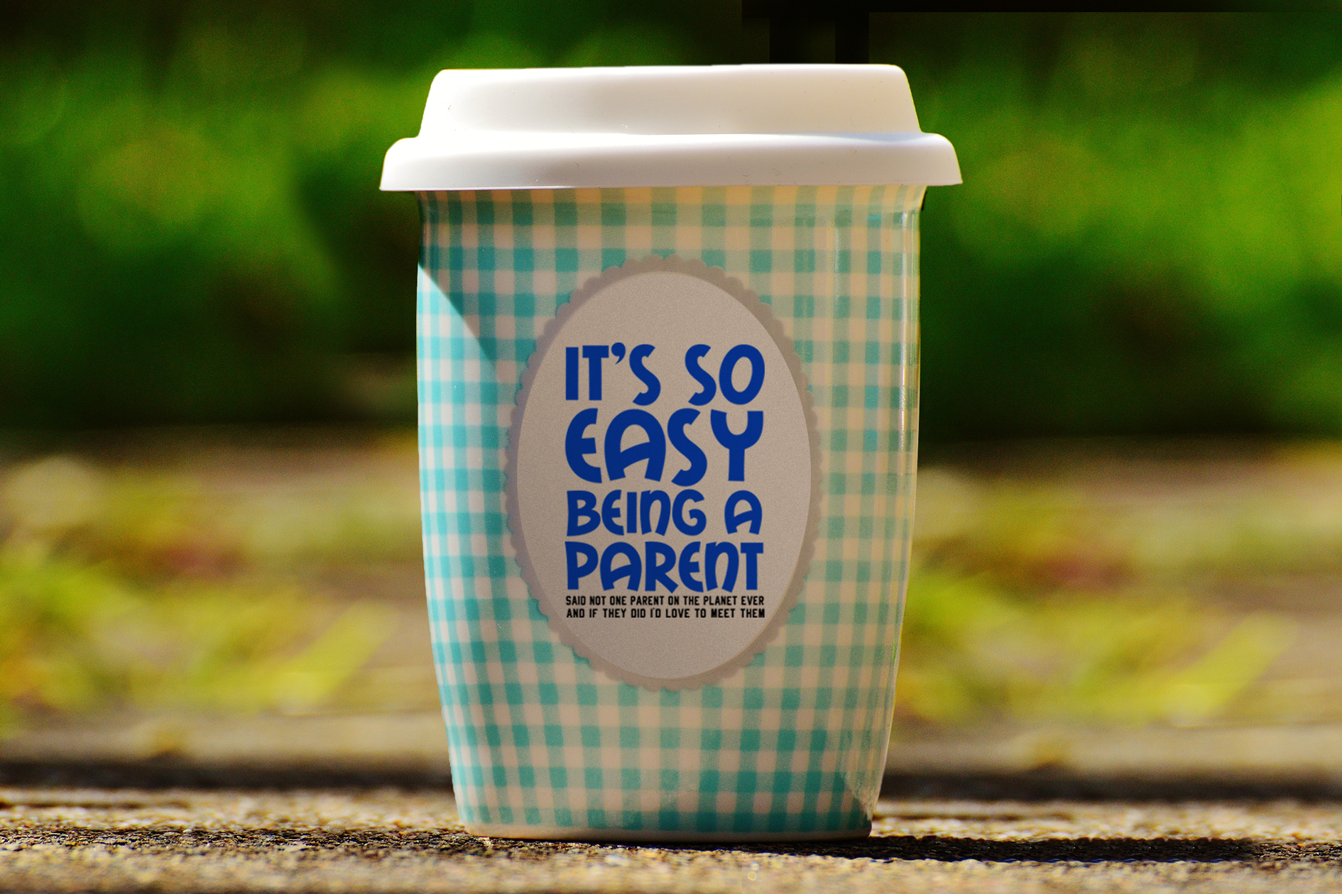Easy Being a Parent, A Parenting SVG example image 3