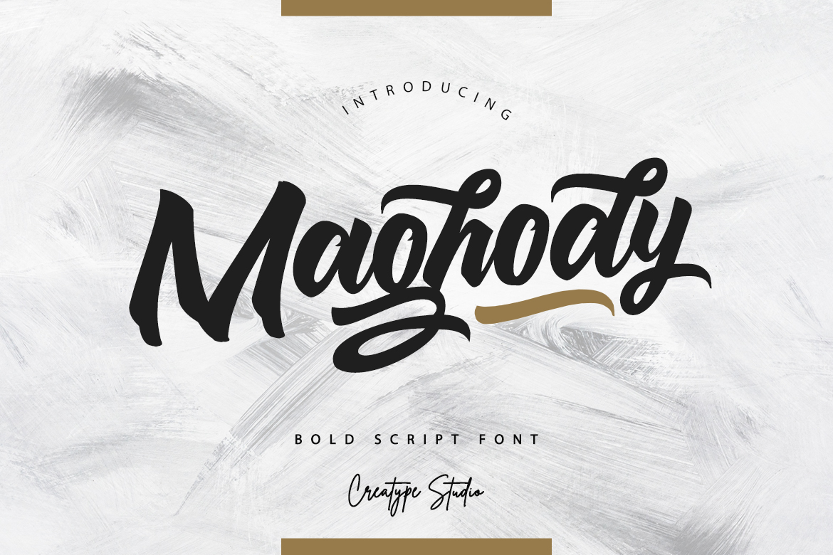 Maghody Script example image 1