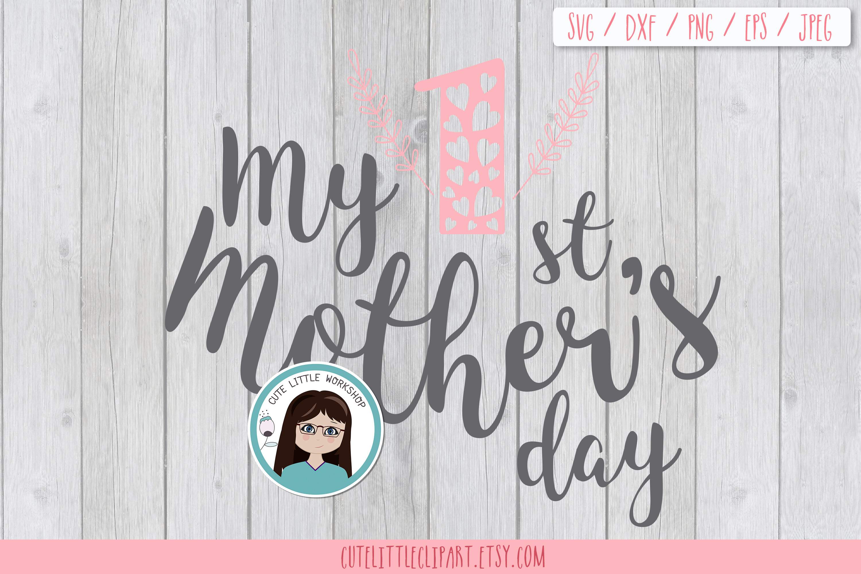 Mothers day Svg bundle Cliparts mother day, Mothers quotes example image 2