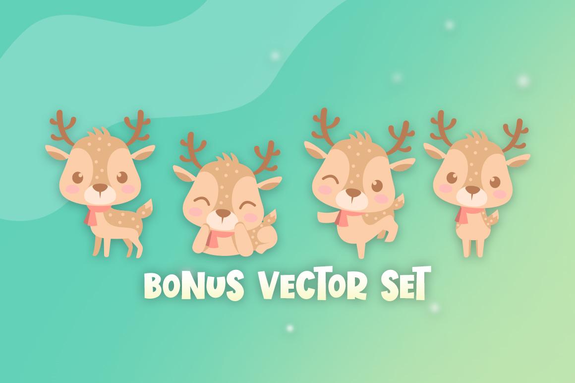 Blitzen Deer example image 6
