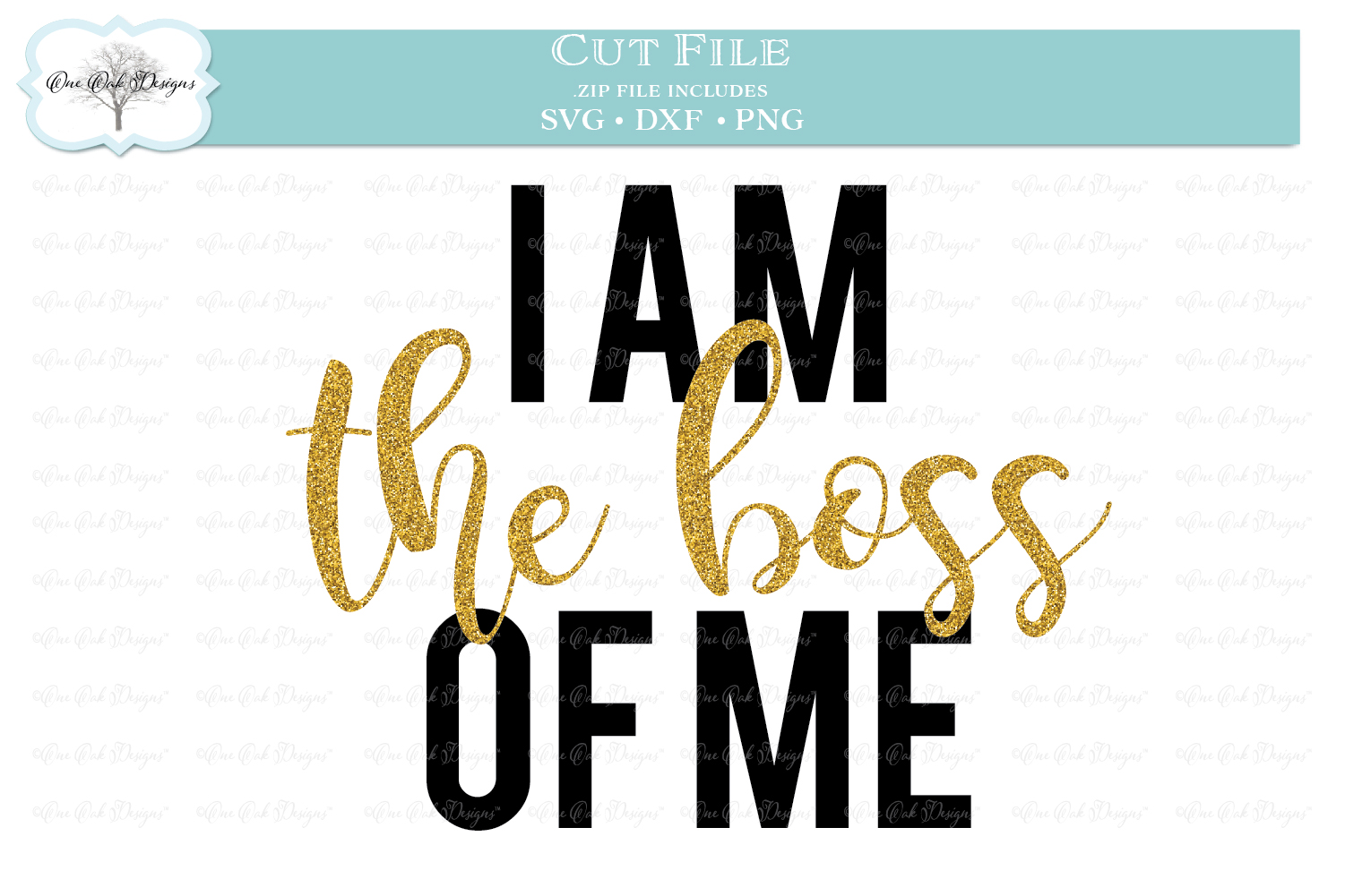 I am the Boss of Me example image 1