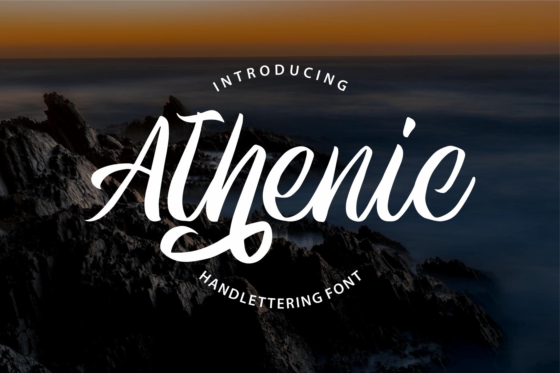 ATHENIC Script example image 1