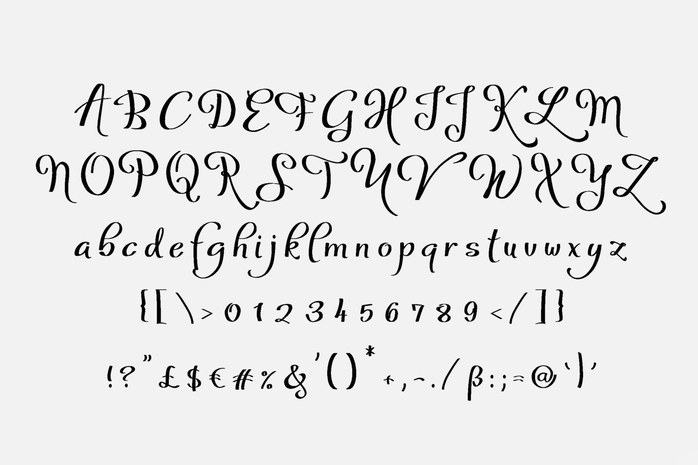 Welga Font example image 2