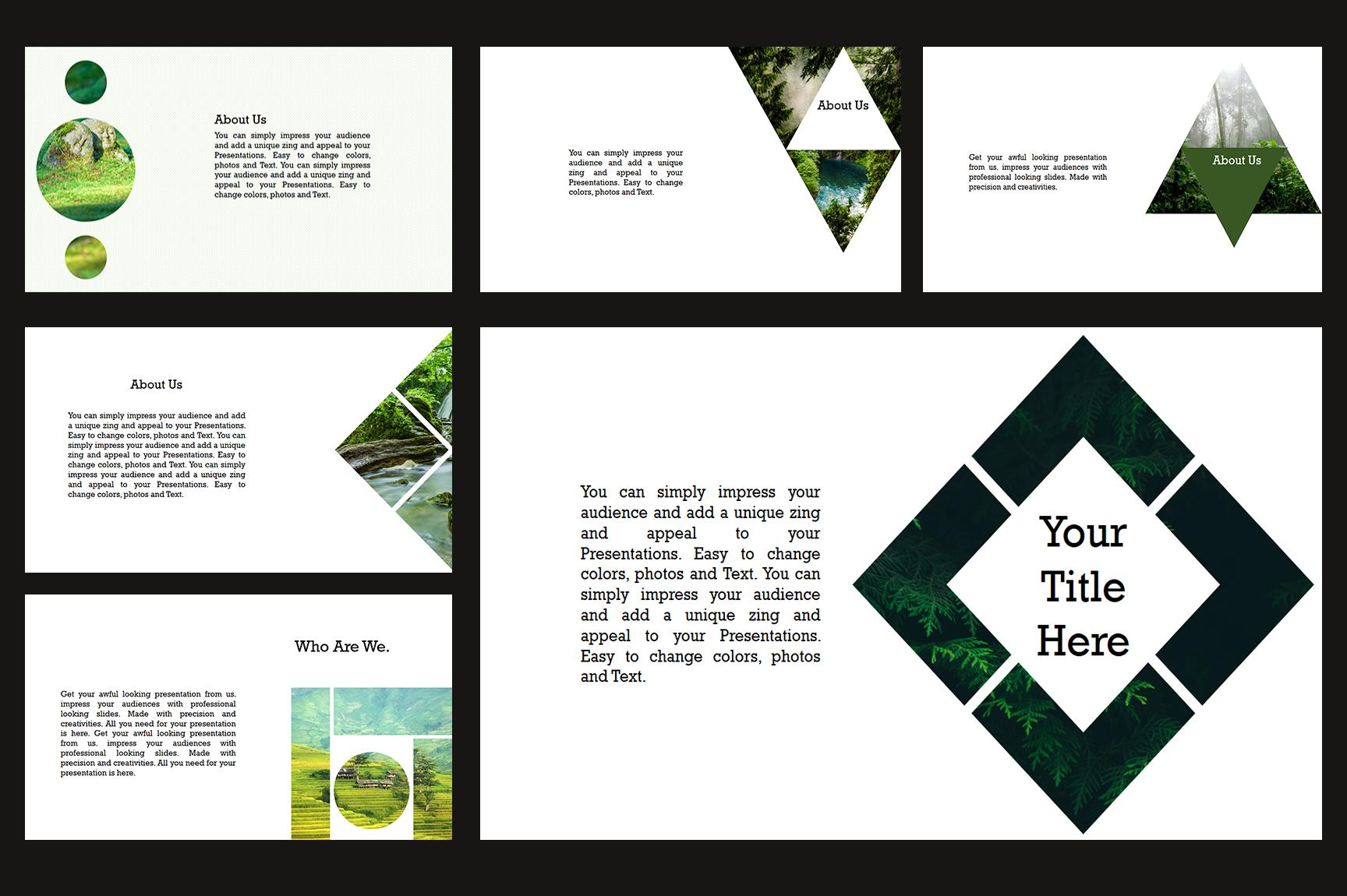 Nature Google Slide Presentations example image 3