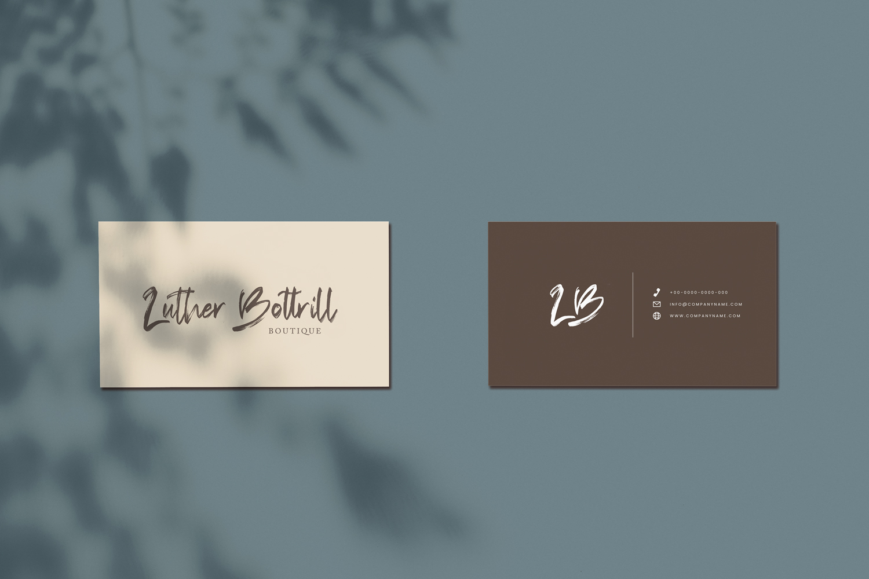 Squidrock - Handbrush Typeface example image 7