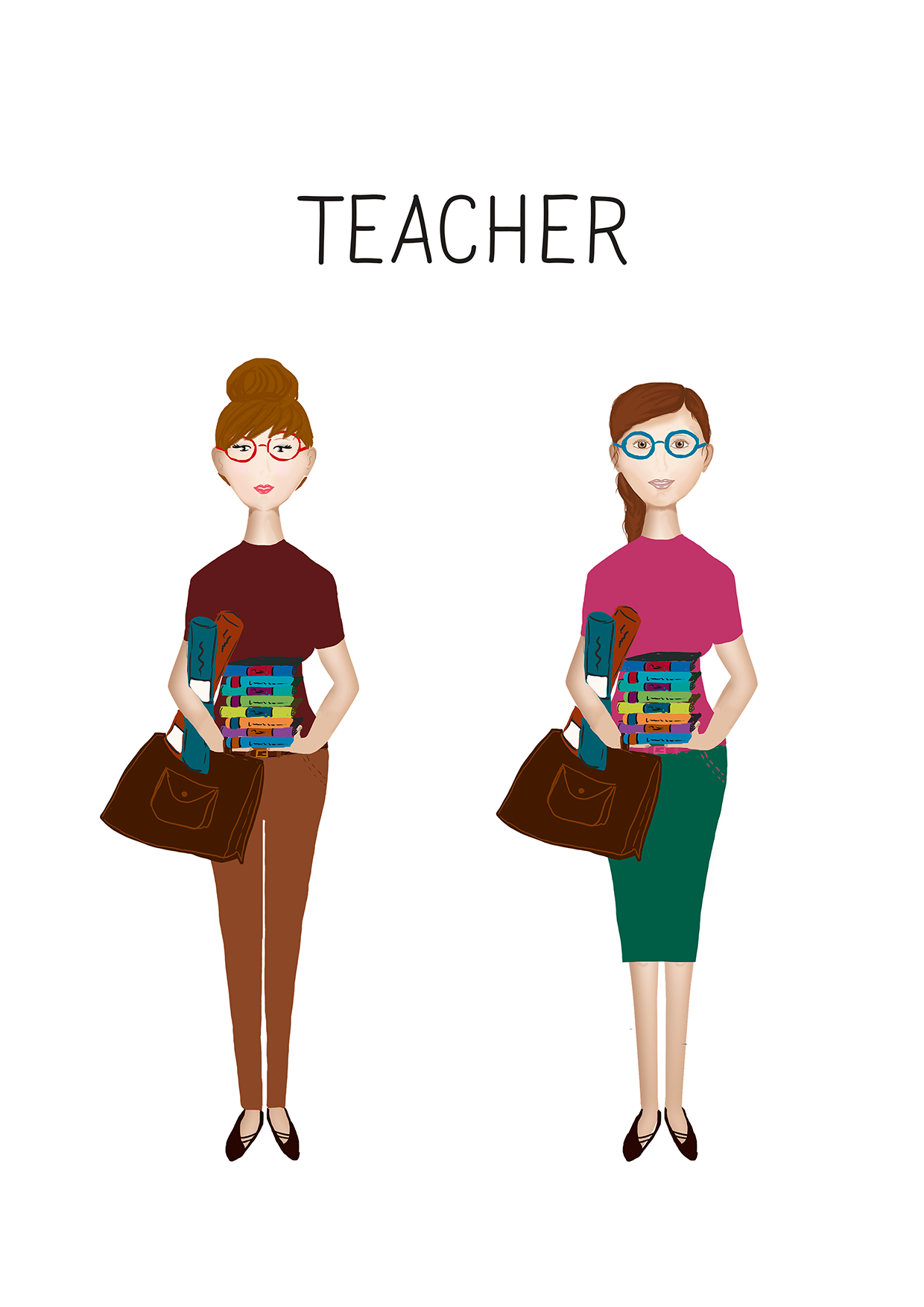 Profession's Characters example image 2