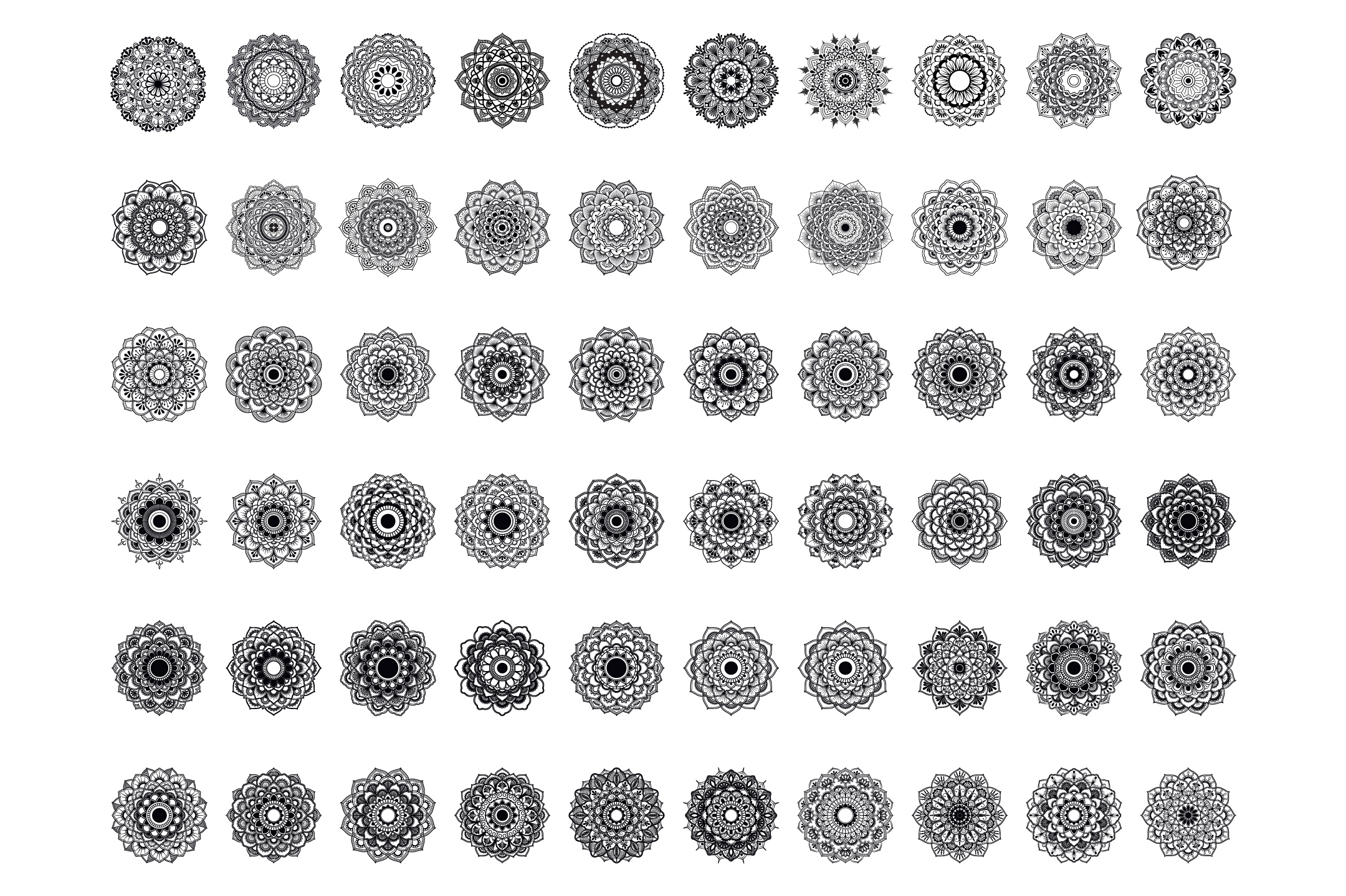 120 Detail Mandala Collection example image 7
