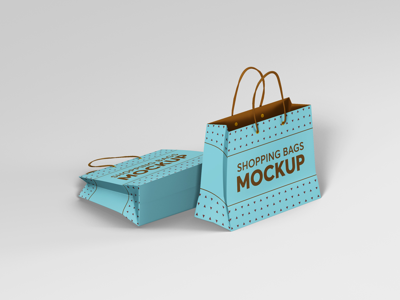 Shopping Bag Mockups V2 example image 4