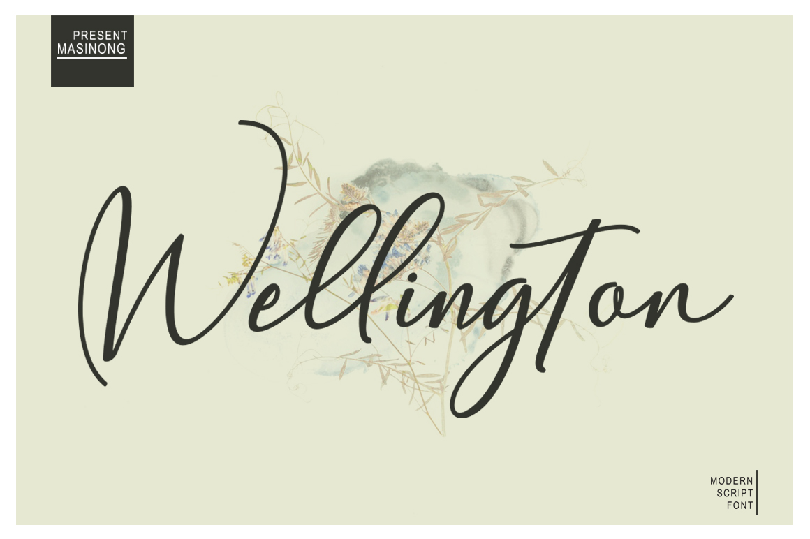 Wellington example image 1