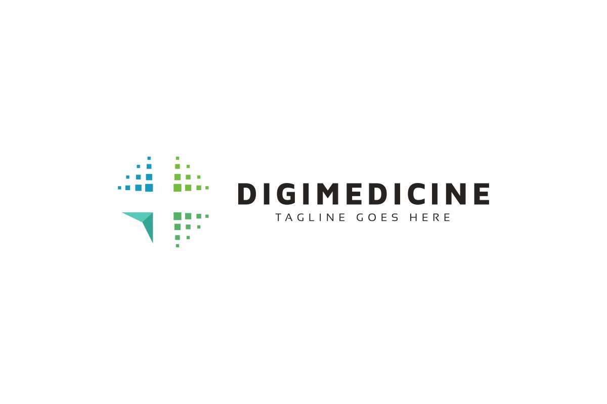 Digital Medicine Logo example image 5