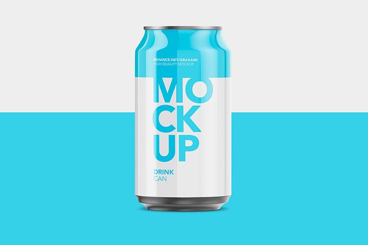 Drink Cans - Bundle Mockup example image 5