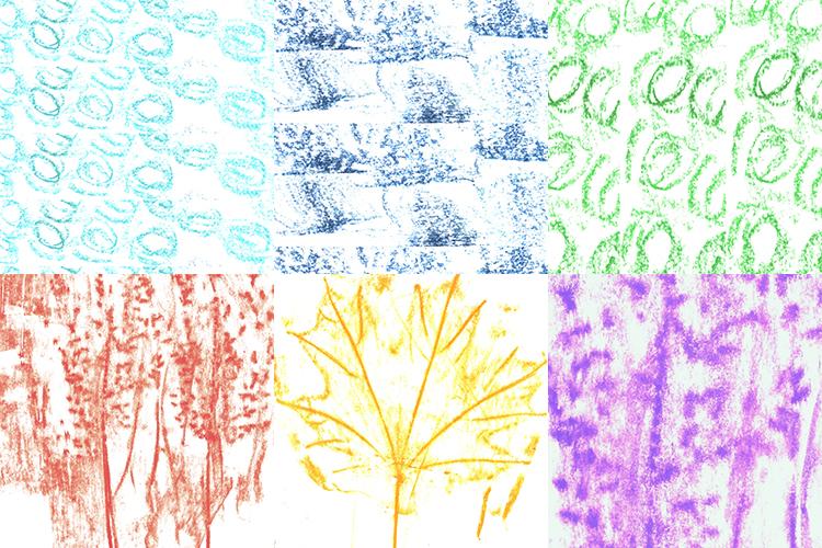 Pastel texture. example image 4