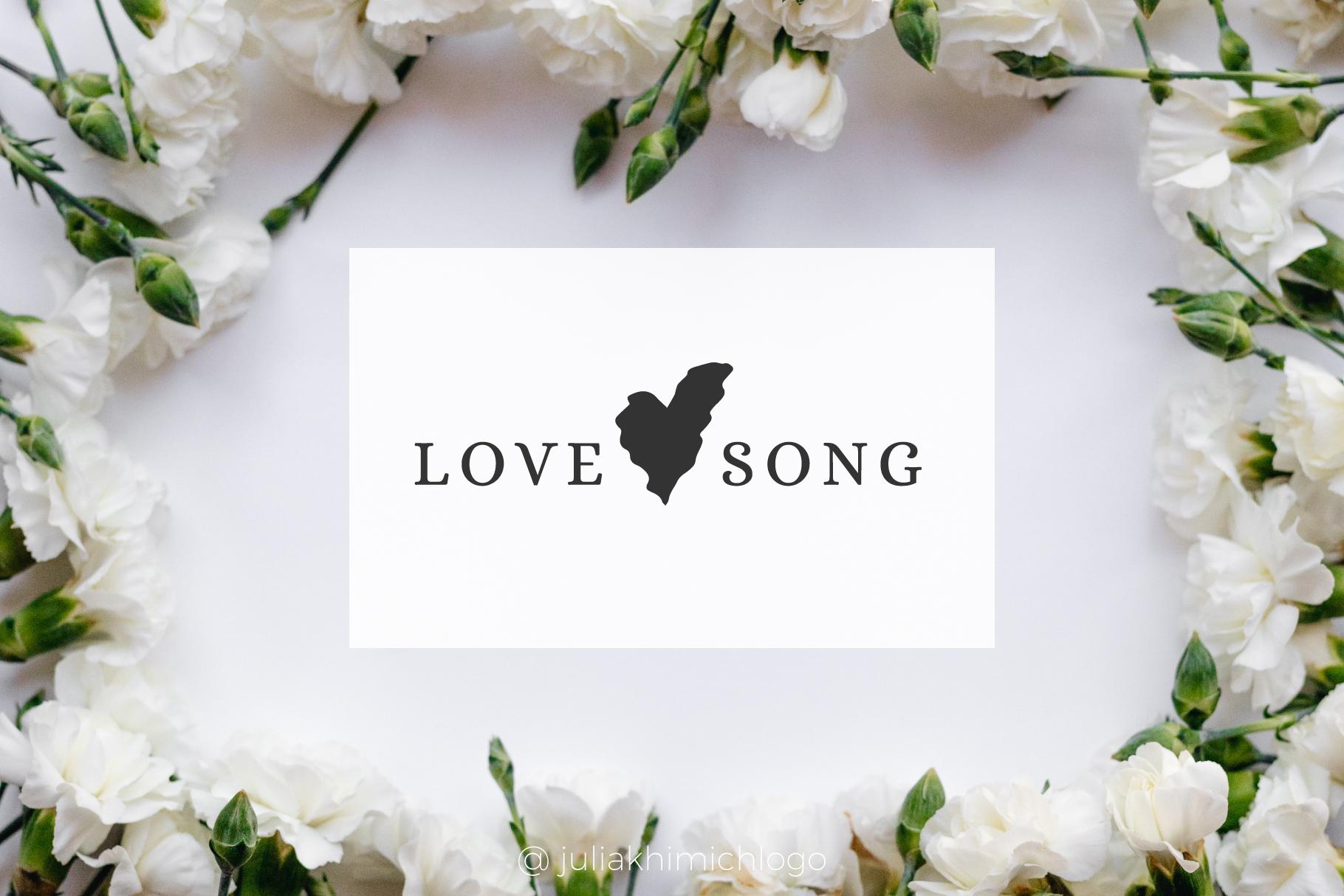 Logo Pack Vol.1. Romantic & Wedding example image 13