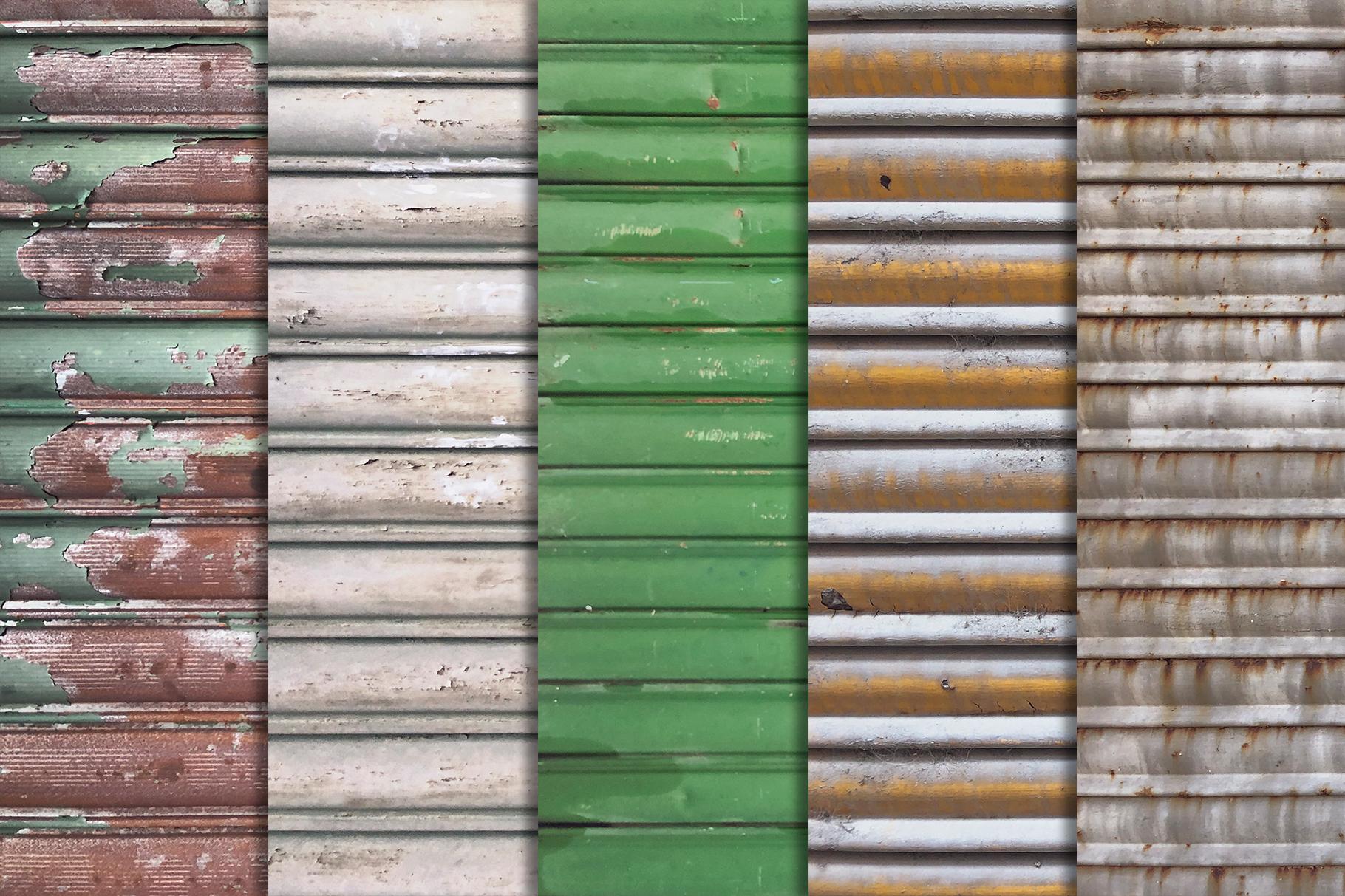 Garage Door Textures x10 example image 2
