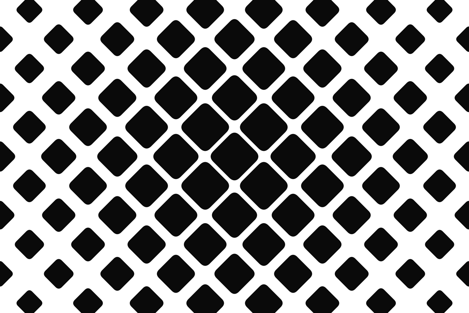 75 Monochrome Geometrical Patterns AI, EPS, JPG 5000x5000 example image 7