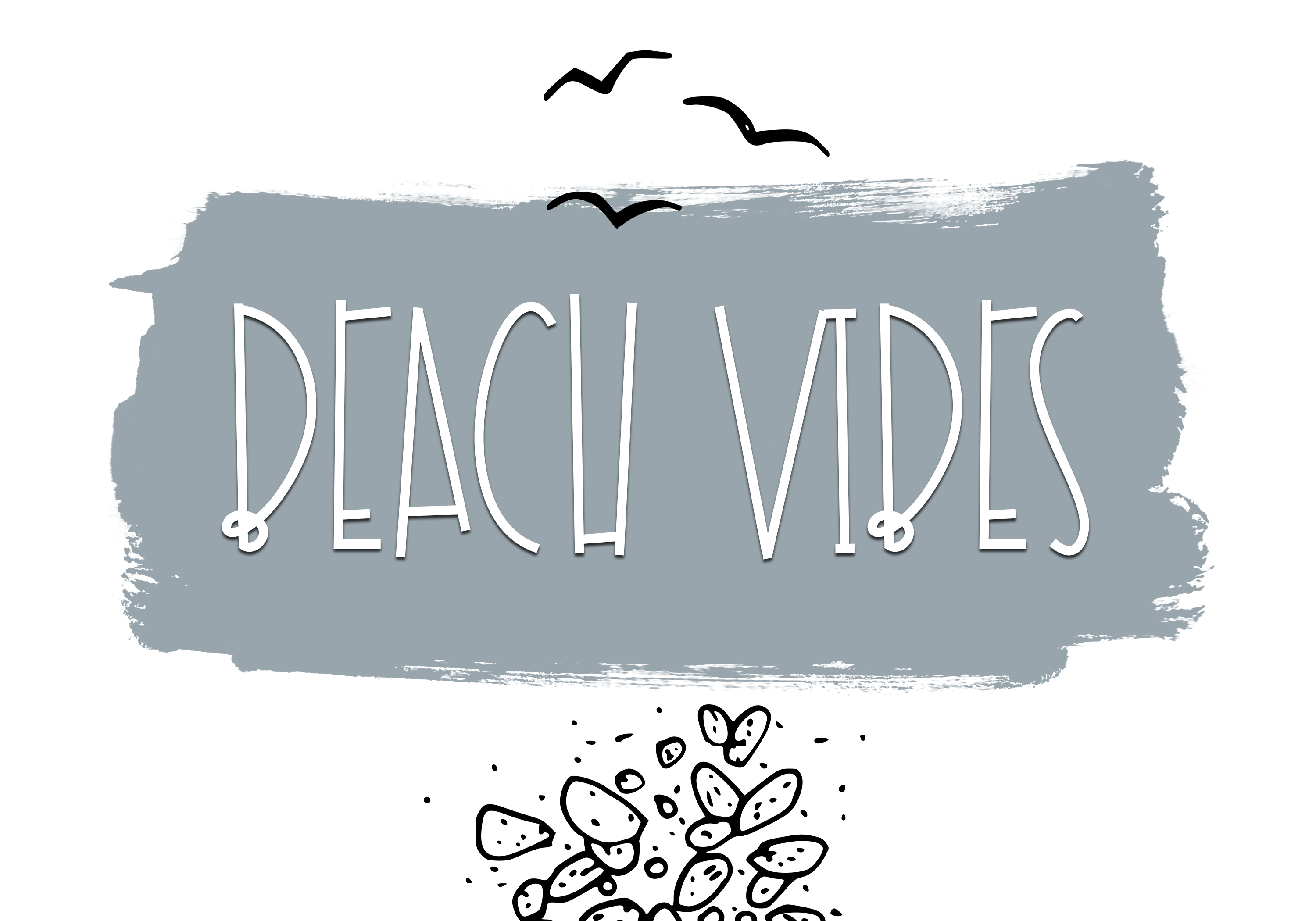 Beach Shop - A Quirky Handwritten Font example image 8