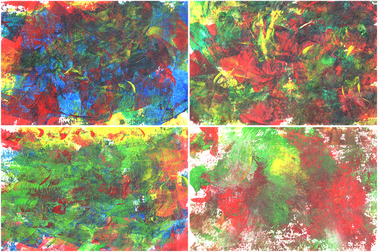 Abstract Acrylic Background example image 10
