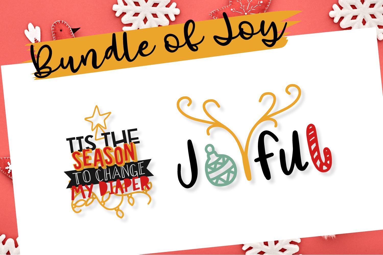 Bundle Of Joy - Christmas SVG Bundle  example image 4