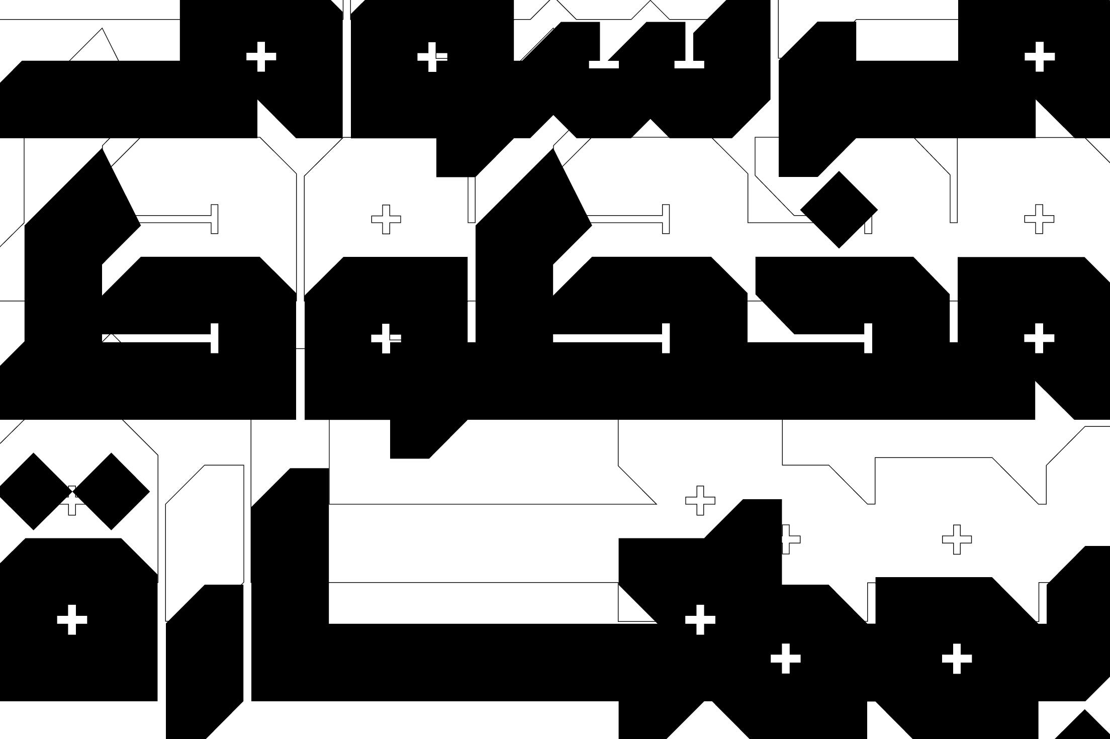 Modhesh - Arabic Font example image 9