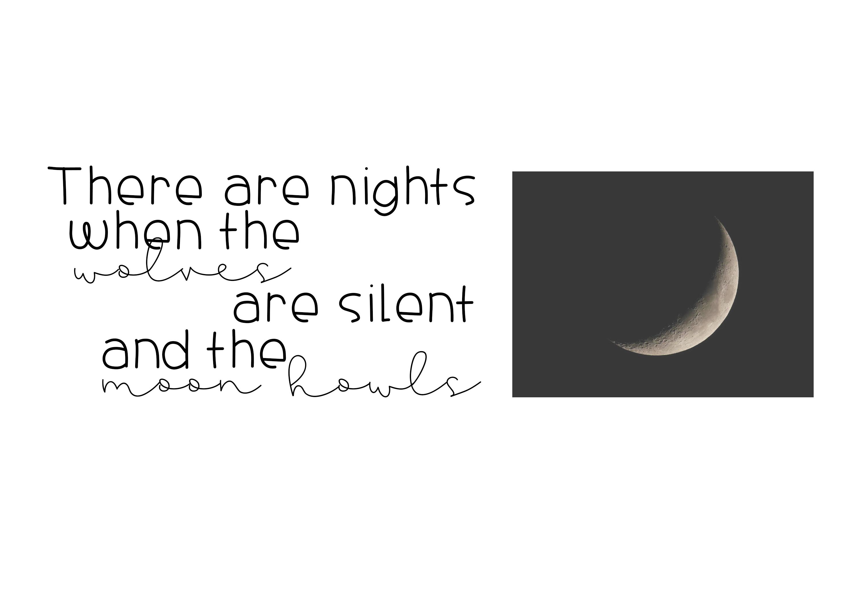 Halloween - A Spooky Handwritten Font example image 6