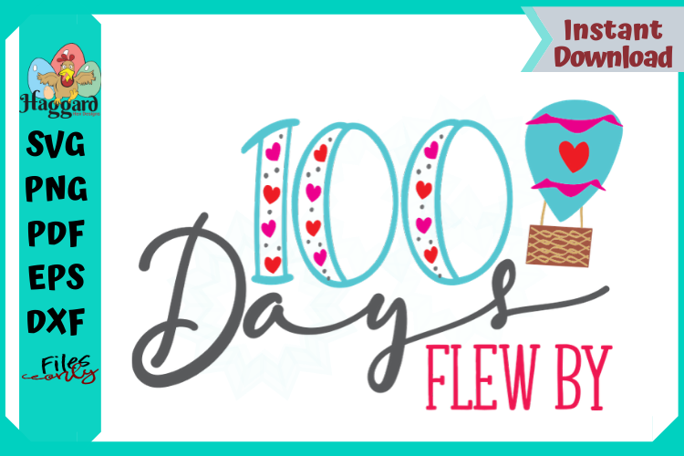 100 days Flew By example image 1