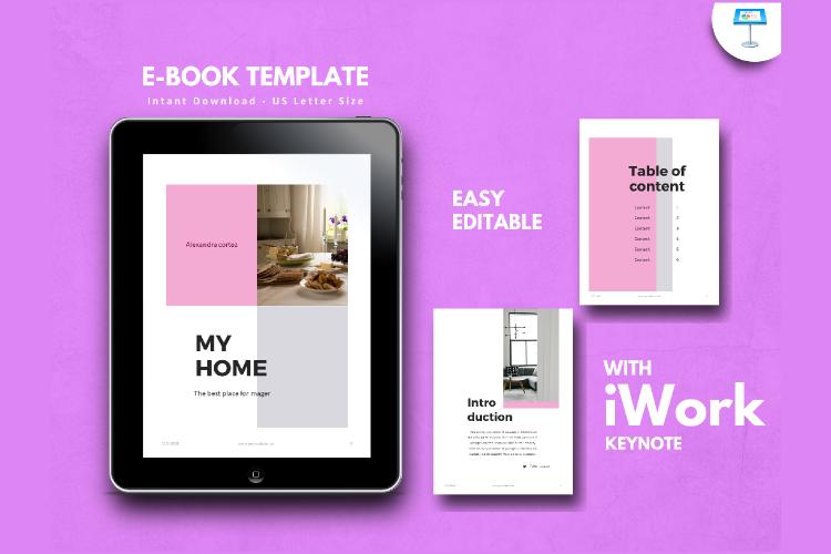 20 eBook Bundles v2.0 Template Editable Using iWork Keynote example image 4