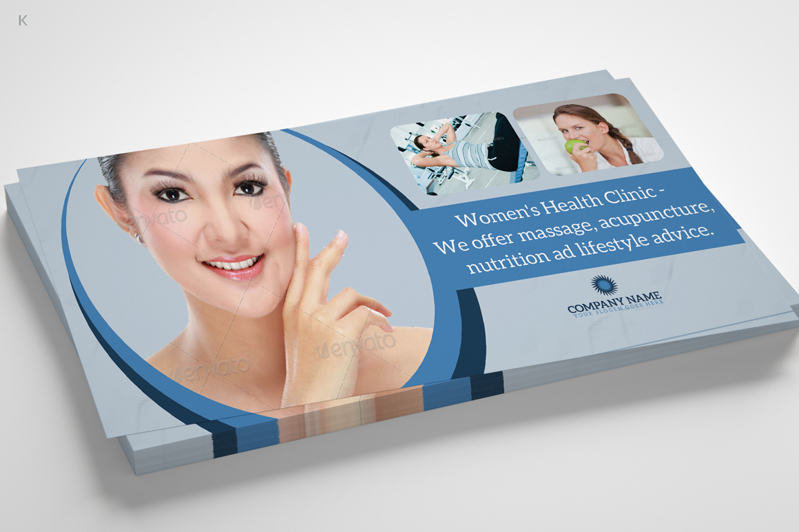 Skin Care Flyer example image 1