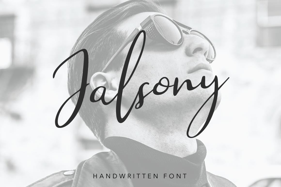 Jalsony example image 8