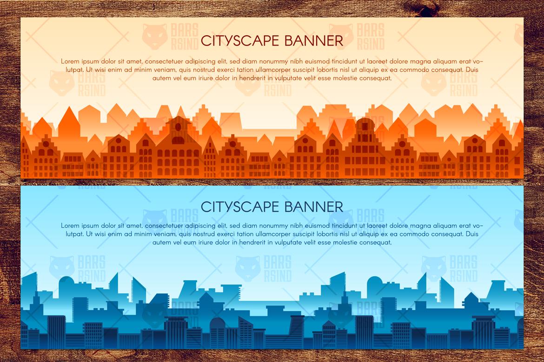 Panorama Landscapes Set example image 2