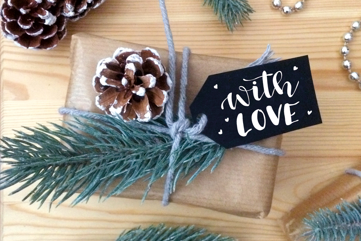 Christmas Collection - words, illustrations, ornaments example image 4