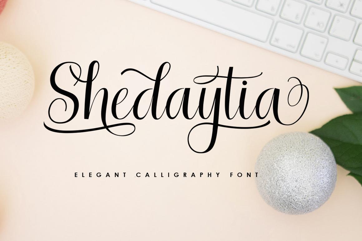 Shedaytia example image 1