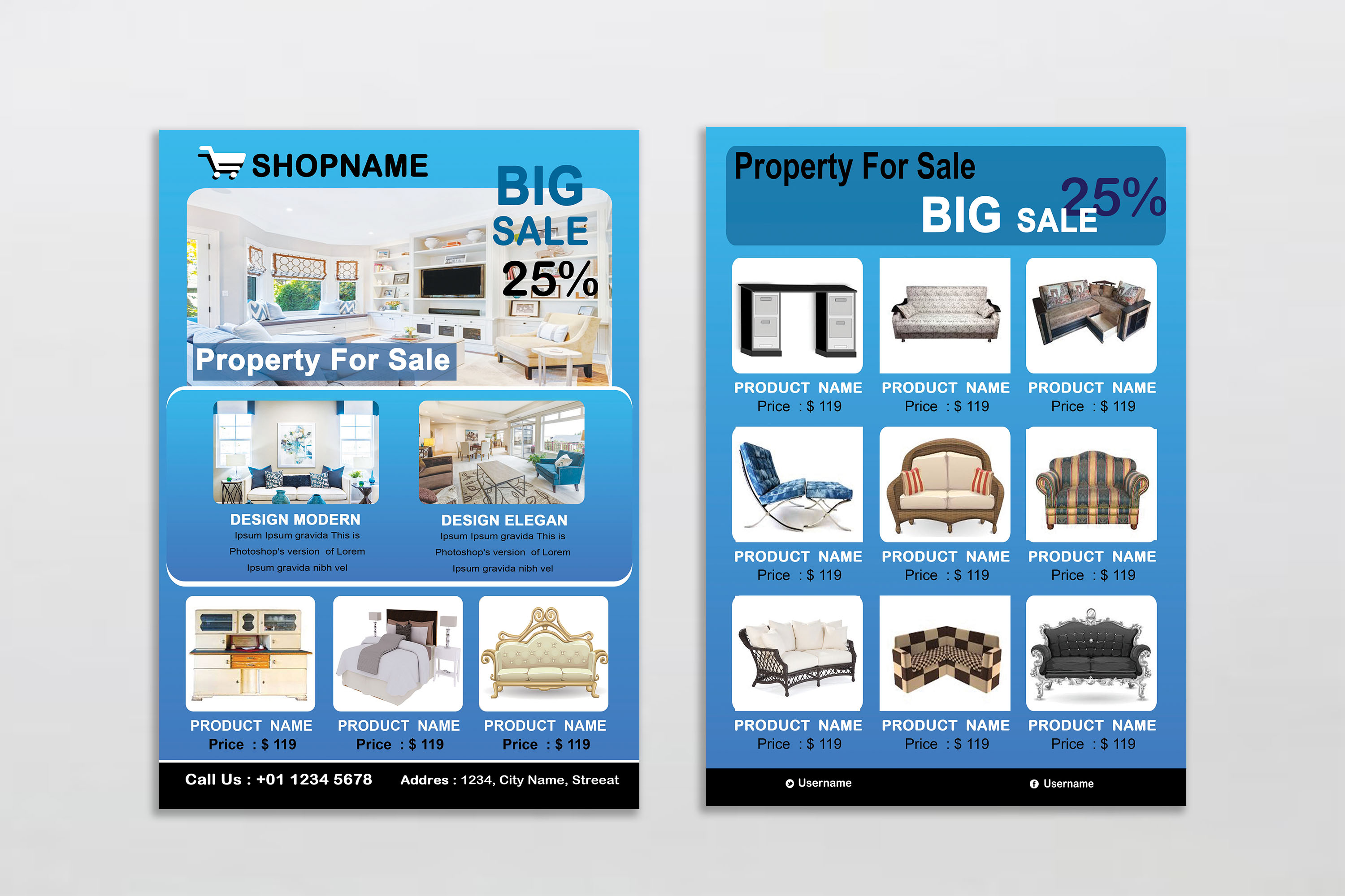 Flyer - Property example image 2