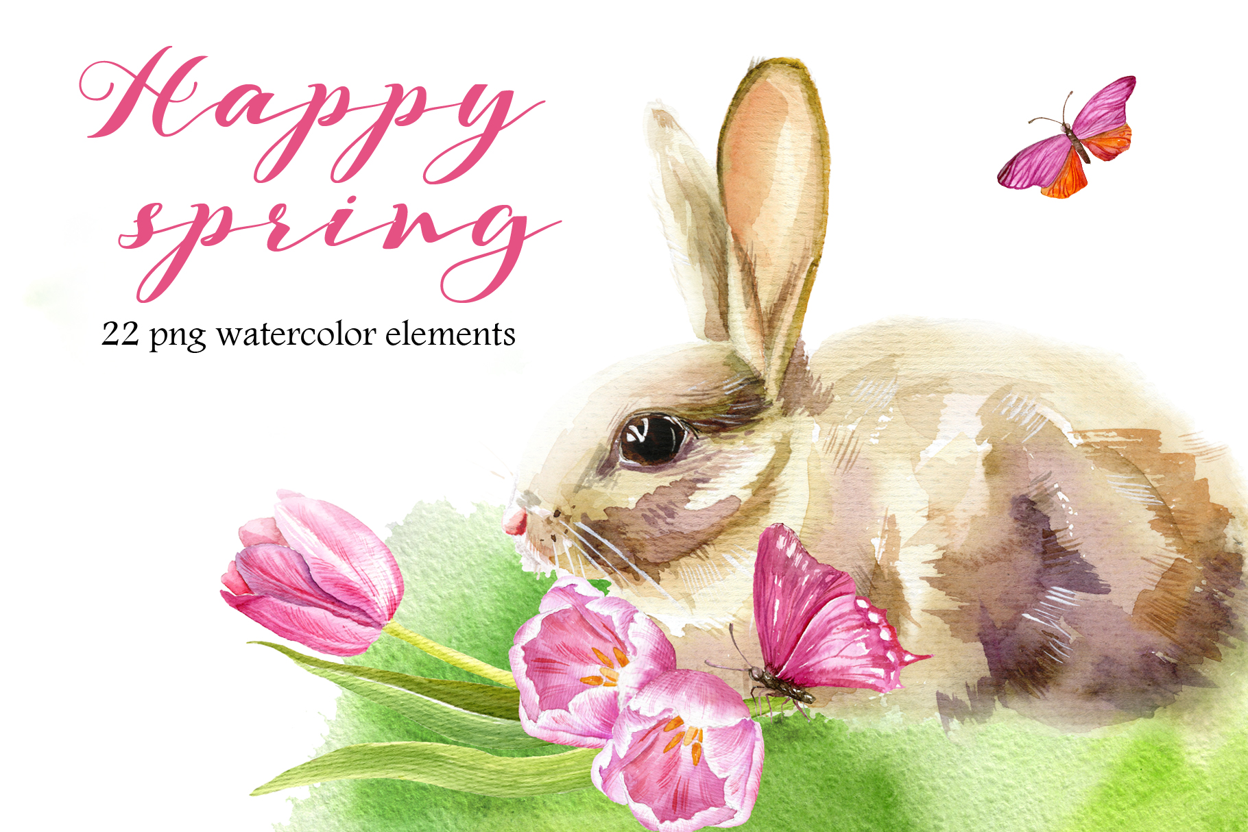 Happy spring example image 1