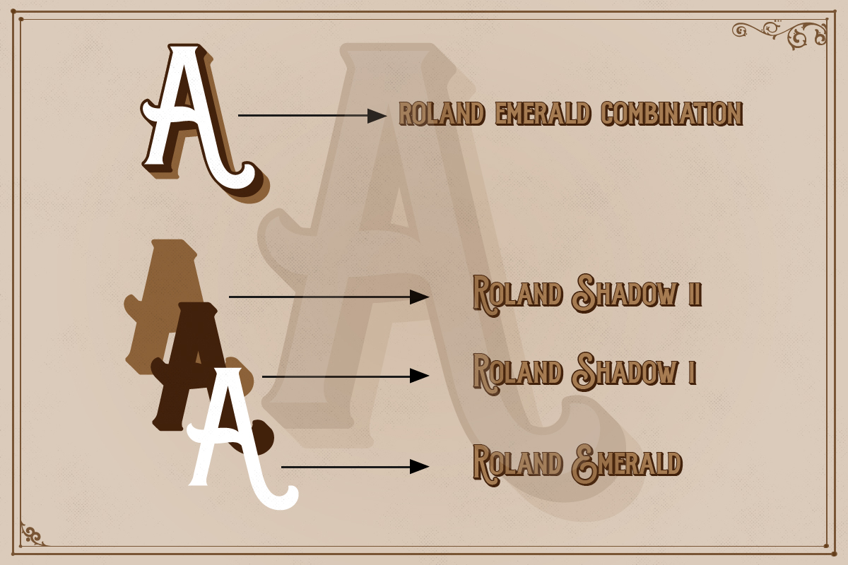 Roland Emerald  example image 5